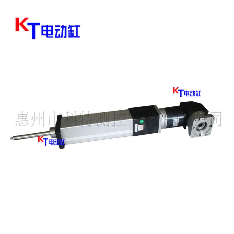 廣東KT廠家直銷  90度垂直式電缸   大推力伺服電動缸