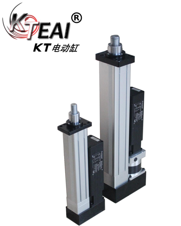 KT伺服电动缸,搭配进口电机、重复定位,直线运动